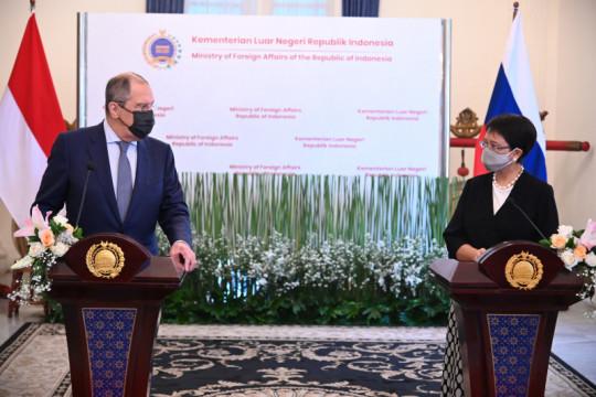 Indonesia-Rusia finalisasi kerja sama produksi vaksin