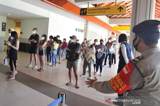 Bandara I Gusti Ngurah Rai jadi contoh integrasi dokumen kesehatan