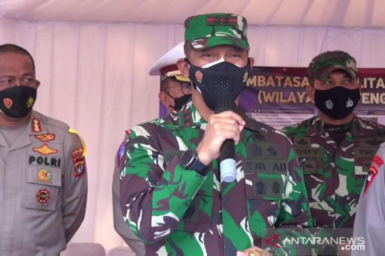 "Pangdam Jaya minta warga tidak buka jalur ""tikus"" saat PPKM Darurat"