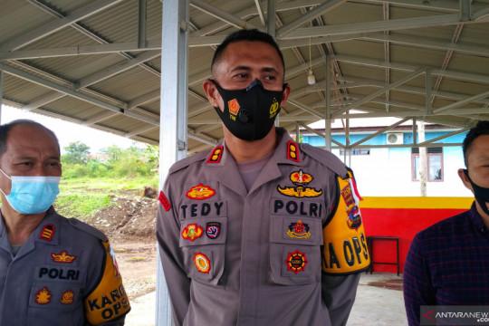 Anggota Polres Solok Selatan meninggal saat razia tambang emas liar