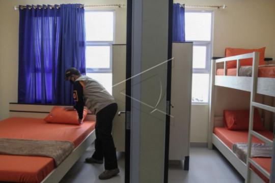 TNI akan bangun shelter untuk isolasi pasien COVID-19 tak bergejala