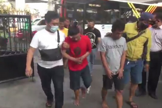 Tersangka pencuri motor di Matraman ditembak polisi