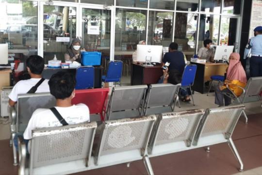 AP II buka sentra vaksinasi di Bandara Minangkabau