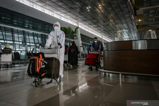 Sentra vaksinasi Bandara Soekarno-Hatta kini dibuka 24 jam
