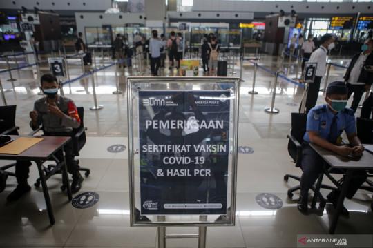 Penjelasan pemerintah terkait perjalanan luar negeri