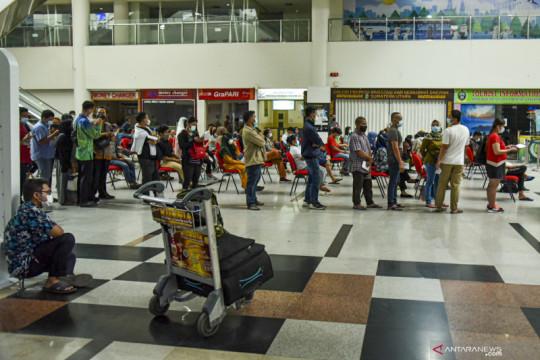 AP II jelaskan prosedur kedatangan pelaku perjalanan internasional