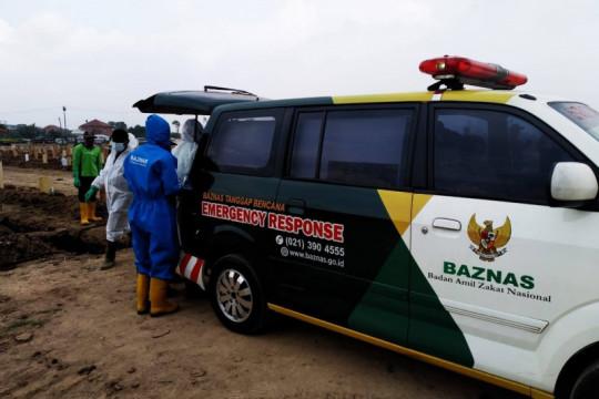 BAZNAS buat delapan program darurat penanganan pandemi