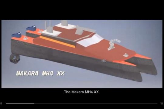 Tim AMV UI ukir prestasi di kompetisi kapal internasional