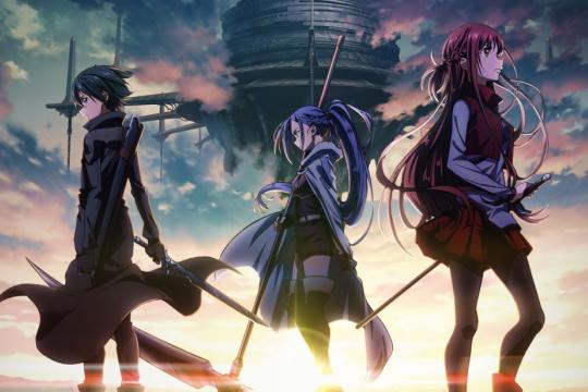 """""""Sword Art Online"""" kembali lewat film fitur, tayang Oktober 2021"""