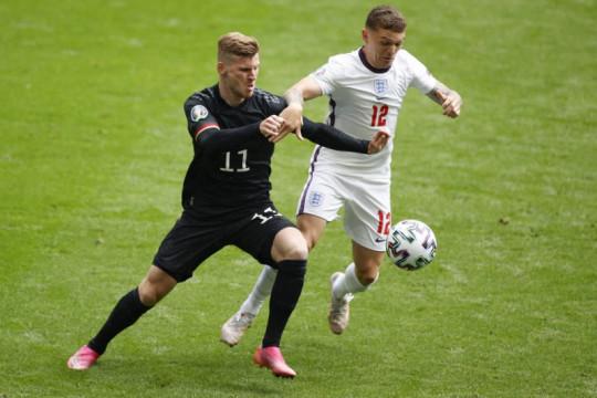 Inggris meningkat sejak semifinal Piala Dunia 2018