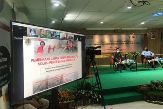 Perkuat ekonomi masyarakat solusi alternatif cegah karhutla di Riau