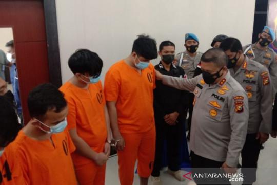Polda Riau tangkap pengedar 108 kg sabu-sabu