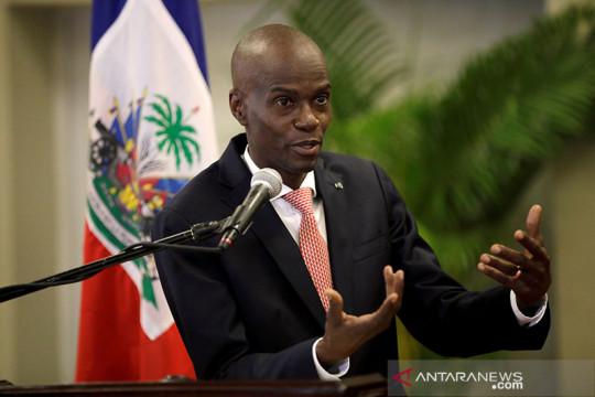 Presiden Haiti tewas ditembak