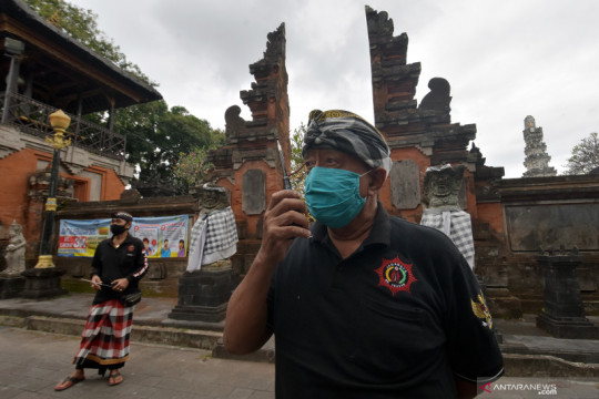 Gubernur Bali: Sektor non-esensial ditutup selama PPKM Darurat