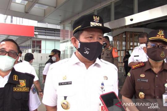 Wali Kota Jakarta Utara sidak perusahaan pekerjakan karyawan di kantor