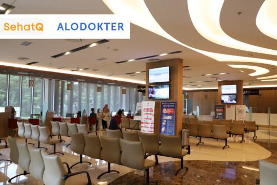 Eka Hospital Gandeng SehatQ dan Alodokter mudahkan pelayanan pasien