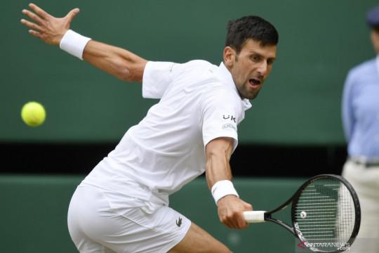 Tenis Wimbledon: Djokovic ke semi final