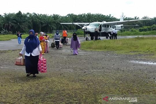 Pemkab usulan penerbangan Pasaman Barat-Pekanbaru dua kali seminggu