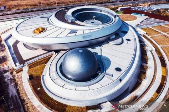 China punya planetarium terbesar di dunia