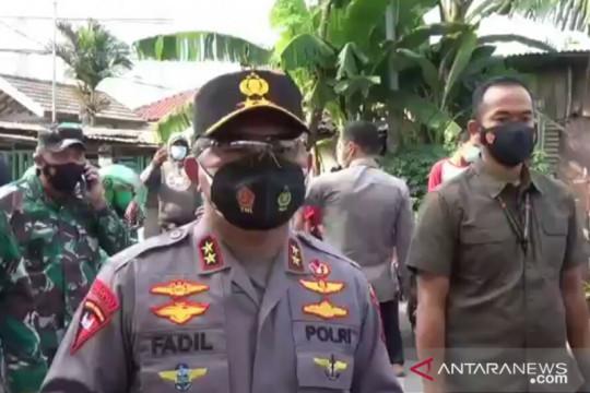 Penambahan pos penyekatan kurangi volume kendaraan di Jakarta