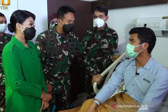 Kasad beri motivasi prajurit TNI AD penderita kanker