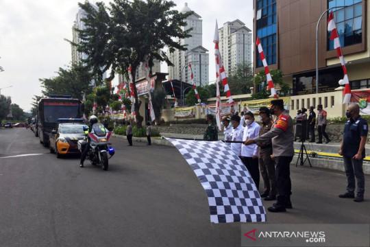 Polres Jakarta Pusat siapkan empat mobil vaksinasi keliling