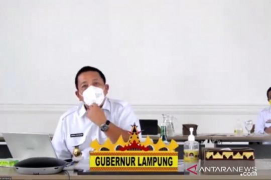 Gubernur Lampung : Warga Pulau Jawa masuk Lampung setelah PPKM Darurat