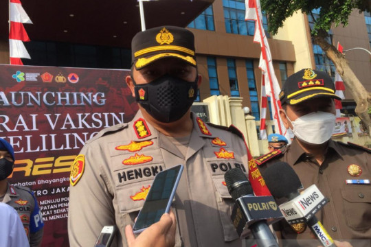 Salemba macet, Polres Jakarta Pusat pertimbangkan buka penyekatan