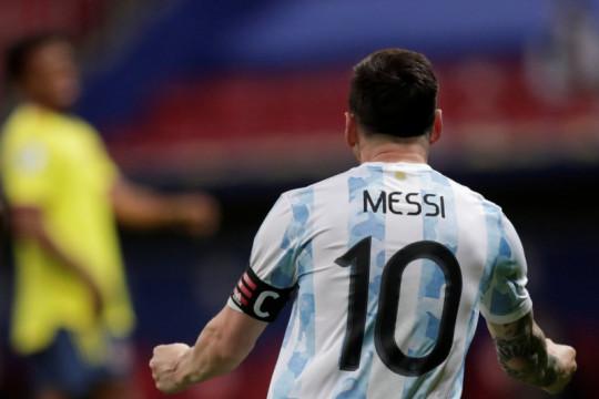 Lionel Messi: lawan Brazil dan Neymar akan jadi laga yang sulit