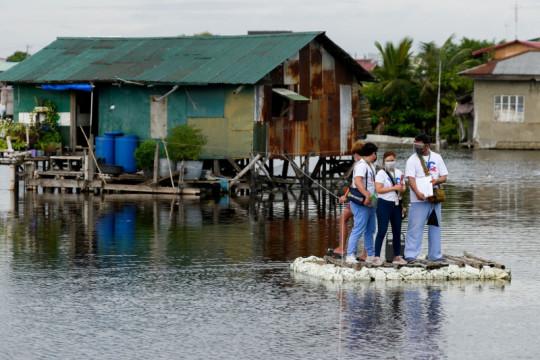 Filipina laporkan kematian keempat COVID-19 Delta