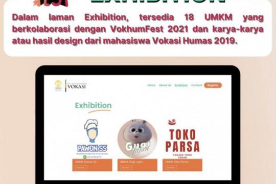 "UI bantu UMKM Jabodetabek cara ""branding"" dan promosi produk"