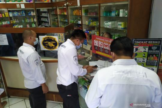 Polrestabes Bandung tindak dua apotek jual Ivermectin lebihi HET
