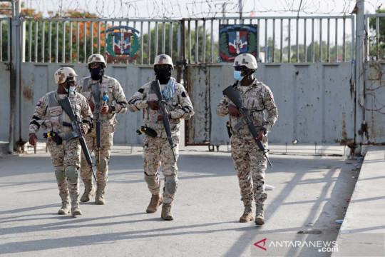 Pejabat tinggi pengamanan mendiang presiden Haiti ditangkap polisi