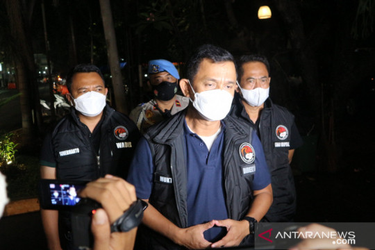 Langgar PPKM Darurat, Polda Metro gerebek tempat spa di Jakarta Barat