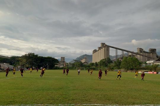 Semen Padang FC matangkan persiapan uji coba dengan tim lokal