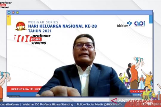 API: Profesor lintas disiplin ilmu siap andil atasi stunting Indonesia