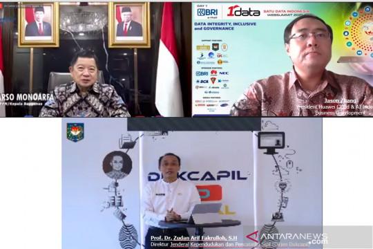 "Huawei perkuat komitmen dukung ""Satu Data Indonesia"""