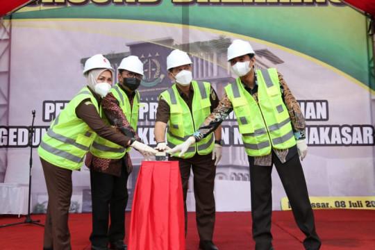 Anggaran pembangunan Kantor Kejari Makassar Rp36,7 miliar