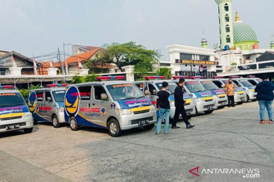 NasDem kerahkan 20 ambulans untuk bantu penanganan COVID-19 di DKI