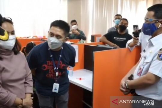 Selama PPKM, Satpol-PP Jakarta Barat sidak 156 perusahaan