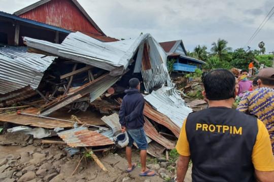 Tiga kabupaten di Sulsel terdampak banjir