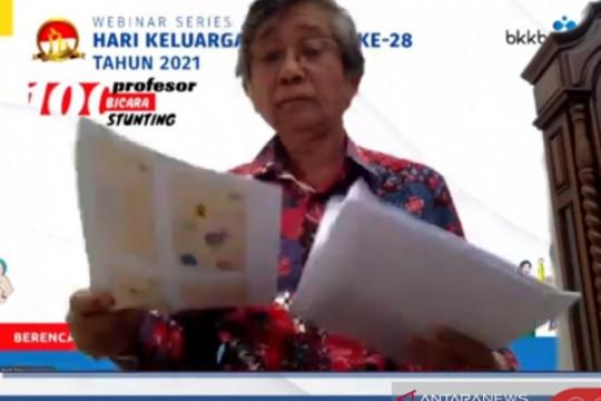 Guru Besar Unand: Perubahan perilaku masyarakat kunci atasi stunting