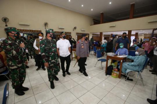 Kapolri: TNI-Polri siap fasilitasi vaksinasi COVID-19