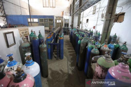Pemkot Bandung awasi ketat distribusi tabung oksigen cegah kelangkaan