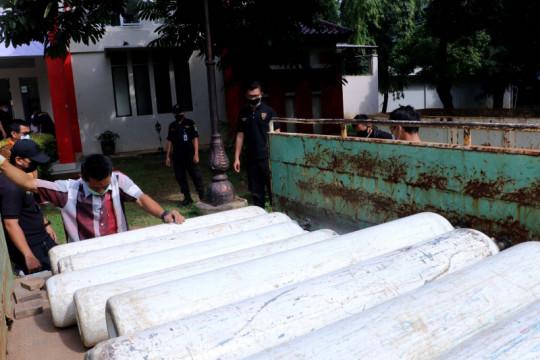 Pemkot Tangerang buka posko pengisian tabung oksigen khusus untuk RS