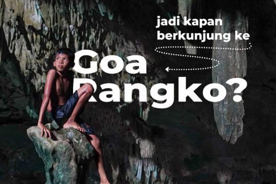 Mengenal lebih dekat Desa Wisata Goa Rangko di Manggarai Barat