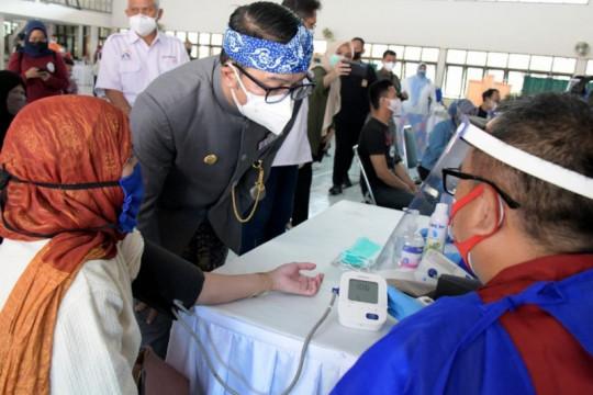 Jabar mulai Vaksinasi COVID-19 bagi penyandang disabilitas