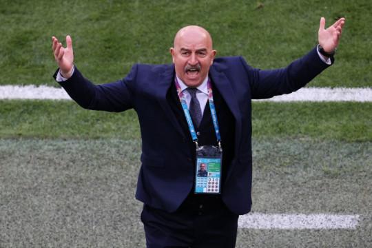 Cherchesov dipecat setelah Rusia tersingkir dini dari Euro 2020