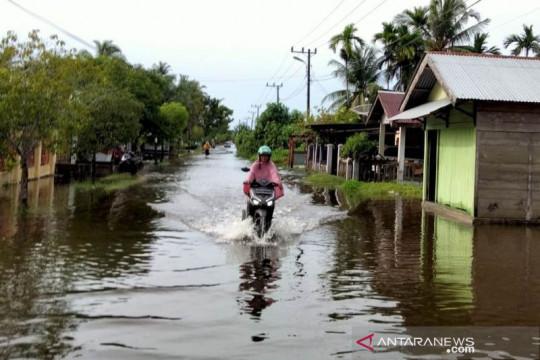 BMKG sebut  terjangan banjir di Aceh akibat tekanan rendah udara