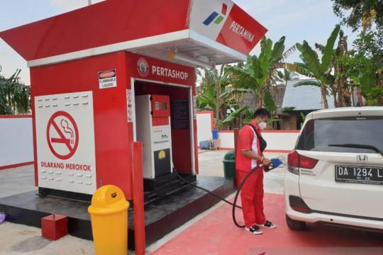 Sudah 128 Pertashop Pertamina beroperasi di Sulawesi sejak 2020